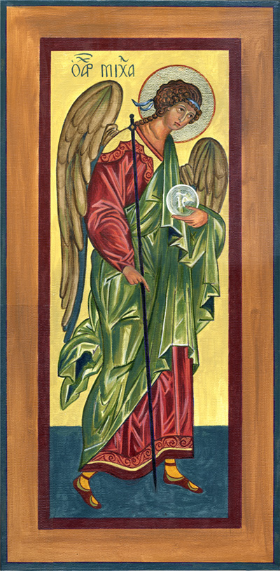 Icon — Archangel Michael