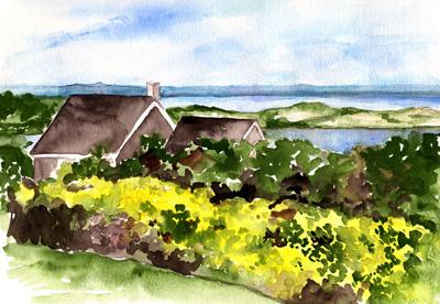 Block Island View