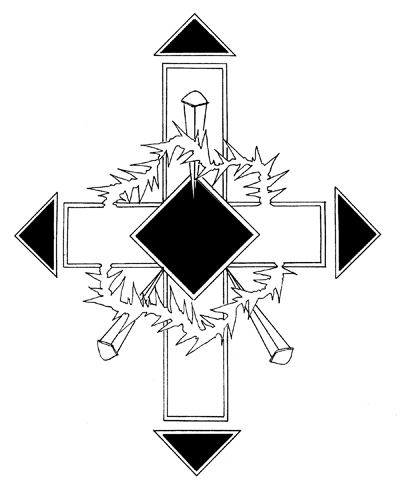 The Passion Cross