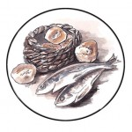 Loaves and Fishes — Learn more about the symbolism.