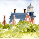 Northeast Lighthouse — Block Island