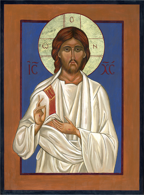 Icon  Risen Christ